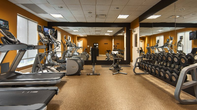 Onsite Fitness Room 5 of 12