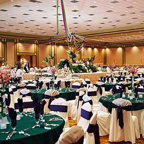 Grand Ballroom Set For Special Event 5 of 11