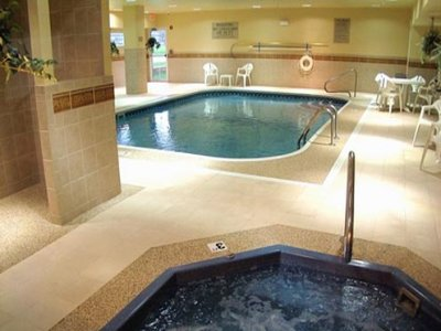 Relax In Our Luxurious Indoor Pool And Hot Tub 8 of 9