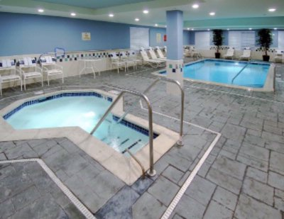 Spacious And Clean Indoor Swimming Pool And Whirl Pool 8 of 14