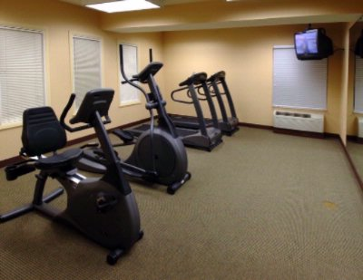 24 Hours Available Exercise Room 9 of 14