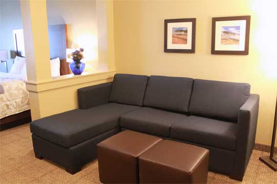 All Suites Have A Hide-A-Bed Couch 12 of 17
