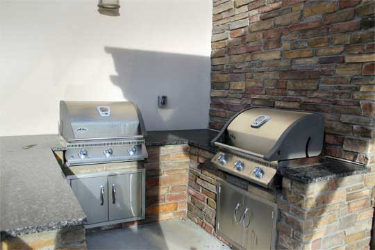 Gas Grills On The Patio 14 of 17