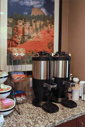 24 Hour A Day Coffee In Lobby 16 of 17