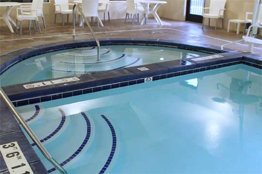 Indoor Pool And Hot Tub 17 of 17