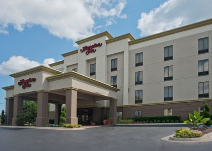 Hampton Inn Forsyth 1 of 9