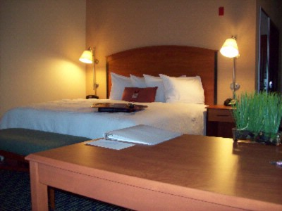 Image of Hampton Inn & Suites Mansfield