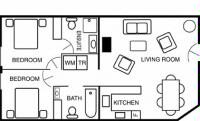 Apartment Floor Plan 5 of 5