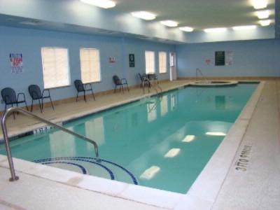 800 Square Foot Indoor Pool For Your Year \'round Enjoyment 6 of 10