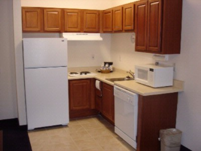 King Deluxe Suite Kitchen 11 of 17