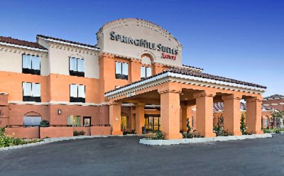 Springhill Suites by Marriott El Paso 1 of 13