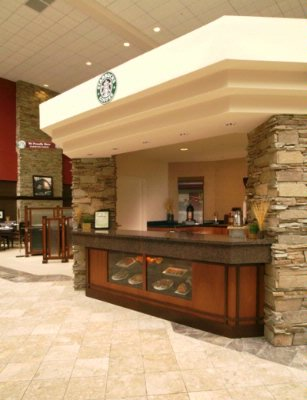 Crowne Plaza Madison-Starbucks Kiosk In Lobby 13 of 22