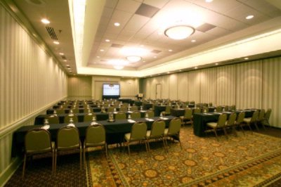 Crowne Plaza Madison-1/3 Of Ballroom-Classroom Style 15 of 22