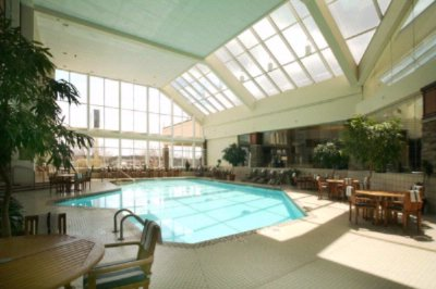 Crowne Plaza Madison Indoor Pool 5 of 22