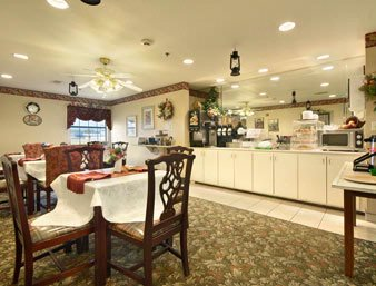 Breakfast Room -Offer: Fresh Ground Coffee Fresh Waffles Biscuits And Gravy Cereals And Juice 7 of 10