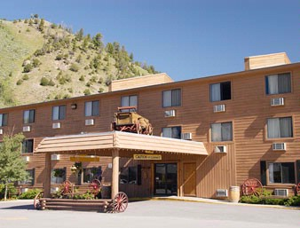 Super 8 Motel Jackson Hole 1 of 8