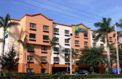 Image of Holiday Inn Express & Suites Ft. Lauderdale Airpor