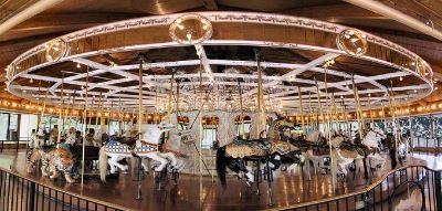 Looff Carousel At Riverfront Park 10 of 14