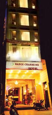 Hanoi Charming Hotel 1 of 6