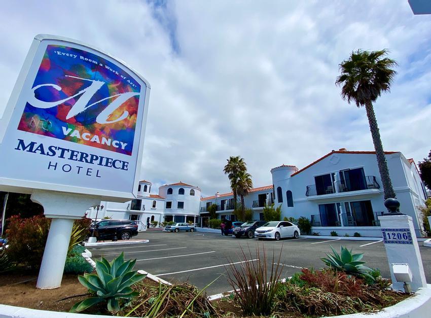 Masterpiece Hotel 1206 Main St Morro Bay Ca 93442