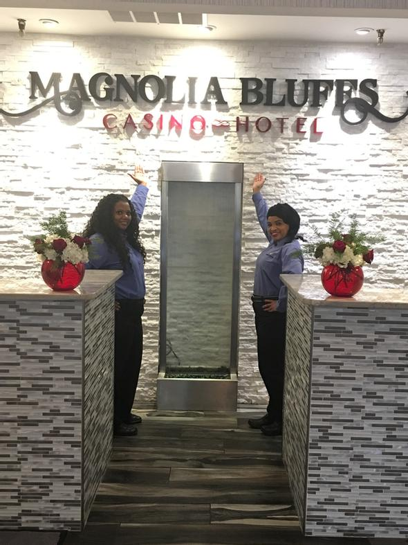 Magnolia Bluffs Casino Hotel BW Premier Collection by Best Wester