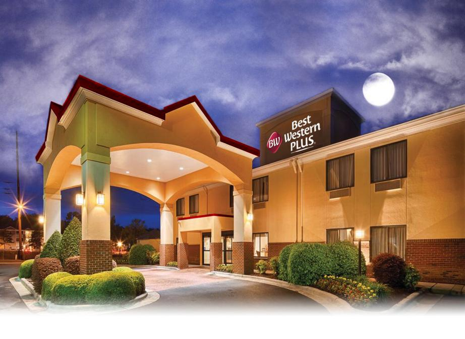 Image of Best Western Suites Greenville