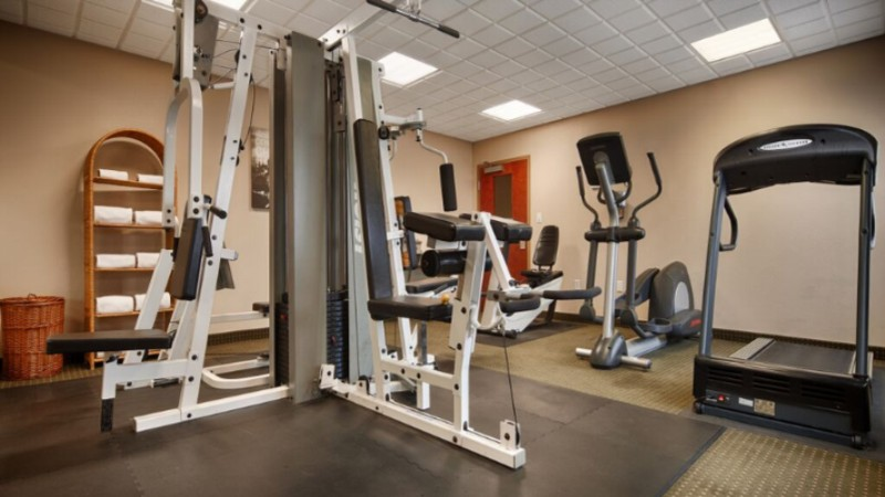 Work Out In Our Gym Open 24/7 11 of 14
