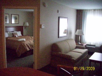 Two Room Suite Candlewood Suites Gillette 3 of 8