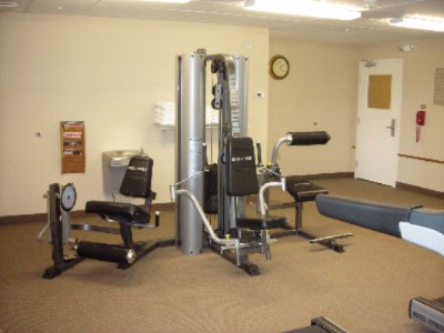 Fitness Center Candlewood Suites Gillette 5 of 8