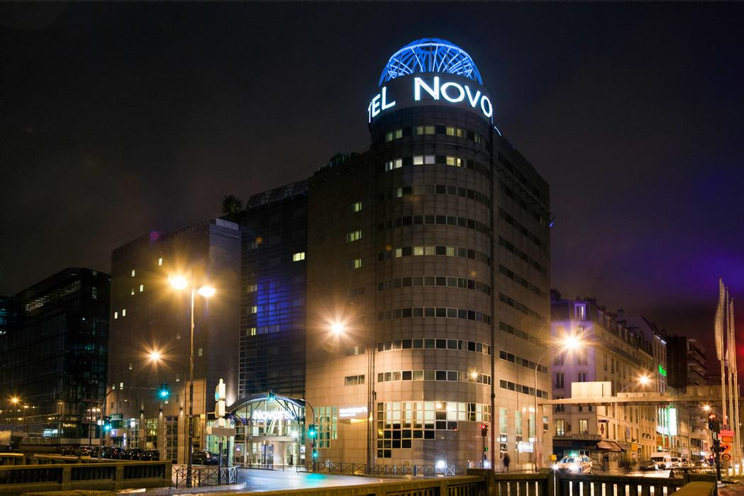 Novotel Paris 14 Porte D\'orleans 1 of 12