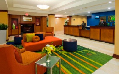 Fairfield Inn & Suites Austin North / Parmer Lane Lobby
