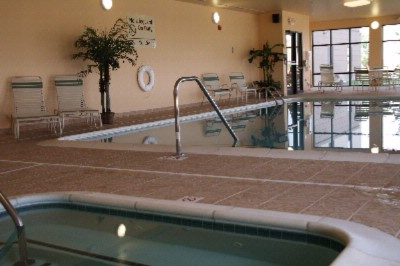 Enjoy Our Large Indoor Heated Pool With Whirlpool Or Simply Relax Poolside On Our Comfortable Lounge Chairs. It Is Open Year Round! 11 of 11