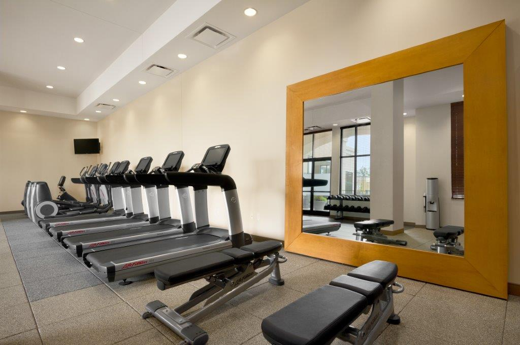 Complimentary 24-Hour Fitness Center 17 of 26