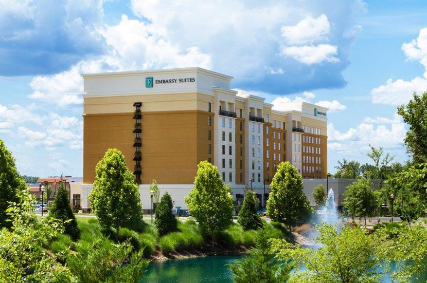 Embassy Suites Chattanooga Hamilton Place 3 of 26