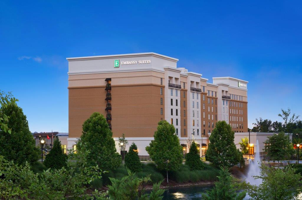 Embassy Suites Chattanooga Hamilton Place 4 of 26