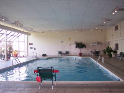 Hotel Indoor Heated Pool 8 of 16