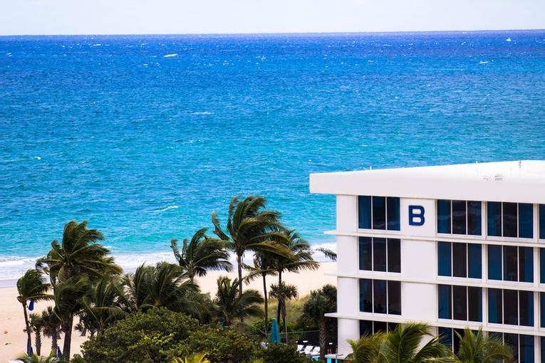 B Ocean Fort Lauderdale Fl 1140 Seabreeze 33316
