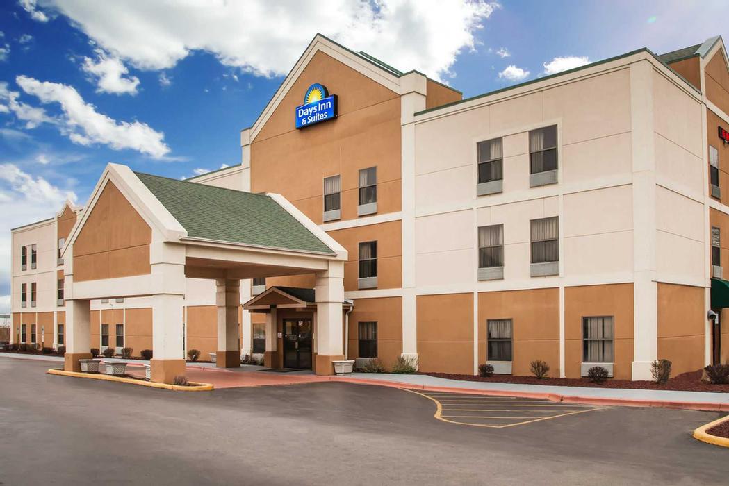 Days Inn Hotel Chicago Harvey South Holland Il 16900 Halsted St 60426
