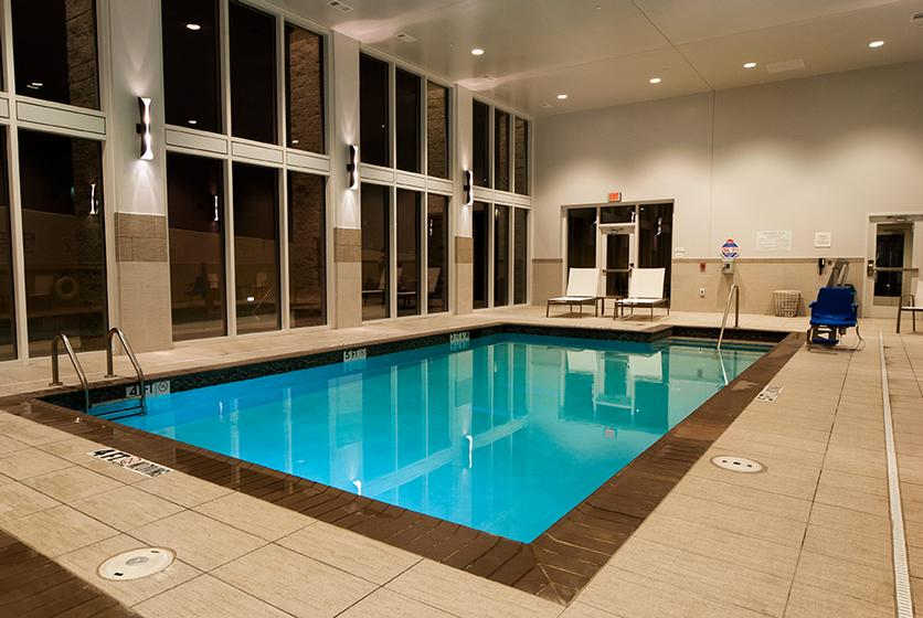 Indoor Pool/spa 16 of 34