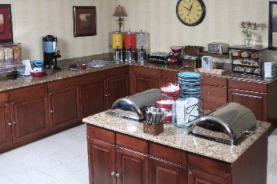 Complimentary Hot Breakfast Buffet Served Daily 4 of 4