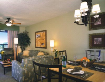 Spacious 2-Bedroom/2-Bath Suites With Living And Dining Areas 5 of 11