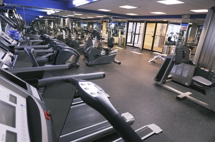 State Of The Art Fitness Facility 5 of 11