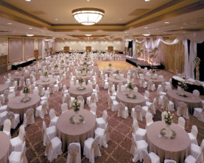 Chaparral Grand Ballroom Banquet Setup 6 of 16