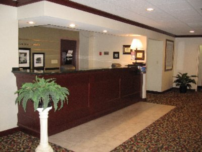Welcome To Greenville! Hotel Lobby 3 of 16
