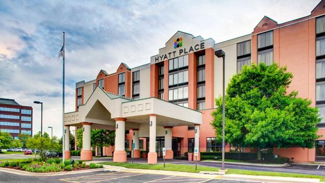 Image of Hyatt Place Louisville