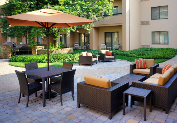 Courtyard by Marriiott Lexington North 1 of 9