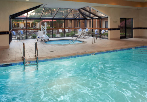 Indoor Pool And Spa 9 of 9