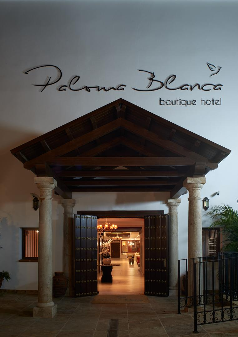 Paloma Blanca Boutique Hotel 1 of 8