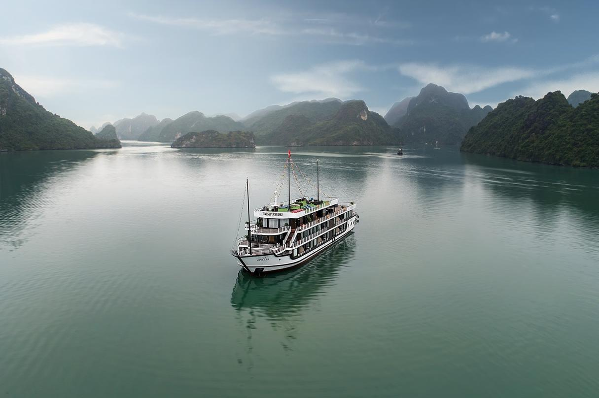 Athena Cruise Halong Bay