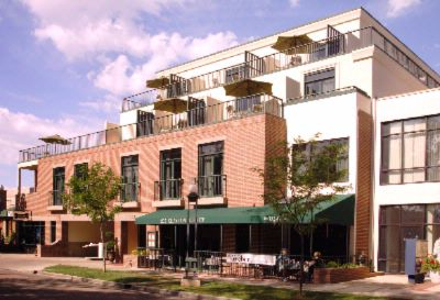 Inn at Cherry Creek Exterior